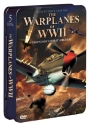 The Warplanes of WWII: Legendary Combat Aircraft (Tin)