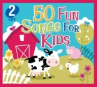 50 FUN SONGS FOR KIDS (2 CD Set)