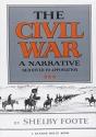 The Civil War, a narrative: Red River to Appomattox