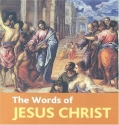 Words of Jesus Christ: With Gold Gilt Edges (Book Block Treasury Series!)