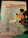 A fun-filled visit to Walt Disney World with Mickey Mouse (Hallmark children's editions)