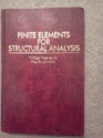 Finite Elements for Structural Analysis (PRENTICE-HALL INTERNATIONAL SERIES IN CIVIL ENGINEERING AND ENGINEERING MECHANICS)