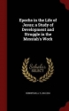 Epochs in the life of Jesus; 1907 [Hardcover]