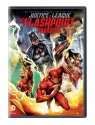 Justice League: The Flashpoint Paradox LIMITED EDITION 2 Disc DVD Set