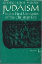 1: Judaism in the First Century of the Christian Era: The Age of the Tannaim (Schocken paperbacks on Jewish life and religion)