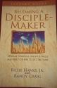 Becoming A Disciple Maker