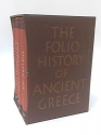 The Folio History of Ancient Greece : Four Volumes The Lyric Age, The Persian Wars, The Classical Age, The Hellenistic Age