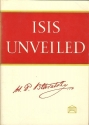 Isis Unveiled: A Master-Key to the Mysteries of Ancient & Modern Science & Theology, Vol 1- Science