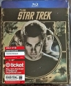 STAR TREK  (Target Exclusive Embossed Metalpak; like Steelbook; Very Rare OOP)