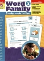 Word Family Stories & Activities, Level A