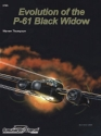 The Evolution of the P-61 Black Widow - Aircraft Specials series (6126)