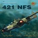 421 NFS: 1943-1947 (Air Miniatures) (English and Polish Edition)