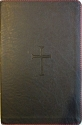 CSB UltraThin Reference Bible Black LeatherTouch (Holman Christian Standard)