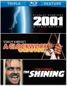 Stanley Kubrick Triple Feature  [Blu-ray]