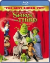 Shrek the Third [Blu-ray]