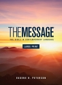 The Message Large Print Numbered Edition