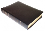 Thompson Chain Reference Bible (Style 509black) - Regular Size KJV - Bonded Leather 5th edition by Frank Charles Thompson (1988) Leather Bound