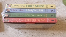 Cherry Ames Boxed Set (Books 1-4) Student Nurse, Senior Nurse, Army Nurse & Chief Nurse