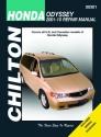 Chilton Total Car Care Honda Odyssey 2001-2010 Repair Manual (Chilton's Total Care)