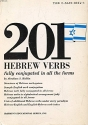 201 Hebrew Verbs Fully Conjugated in All the Tenses, Alphabetically Arranged. (201 Verbs Series)