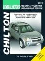 GM Equinox & Torrent, 2005-2009 (Chilton's Total Car Care Repair Manuals)