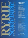 Ryrie Study Bible Genuine Leather - King James Version