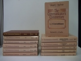 The Communicator's Commentary (12 Volume set)