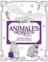 Animales fantásticos y dónde encontrarlos: Criaturas mágicas. Libro para colorear (Spanish Edition)