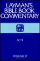 Acts (Layman's Bible Book Commentary, 19)