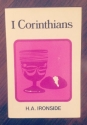 Addresses on the First Epistle to the Corinthians (ISBN: 0872133540 / 0-87213-354-0)