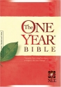 The One Year Bible NLT (One Year Bible: New Living Translation-2)