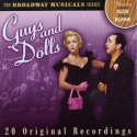 Guys & Dolls; Broadway Musical Series