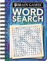 Brain Games® Mini - Word Search (Blue)