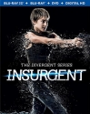 The Divergent Series: Insurgent [3D Blu-ray + Blu-ray + DVD + Digital HD]