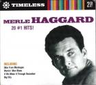 Merle Haggard - 20 #1 HITS! CD (Timeless 2-CD Set)