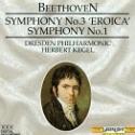Beethoven: Symphony No. 3- Eroica / Symphony No. 1