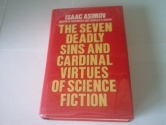 Seven Deadly Sins & Cardinal Virtues of Science Fiction