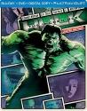 The Incredible Hulk  (Blu-ray + DVD + Digital Copy + UltraViolet)