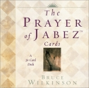 Prayer of Jabez Cards