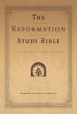 Reformation Study Bible-ESV (Black)
