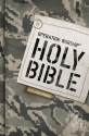 Operation Worship Compact Bible NLT, Air Force edition