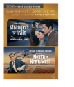 TCM North By Northwest / Strangers on a Train (DVD)