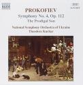 Prokofiev: Prodigal Son / Symphony 4