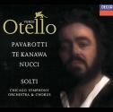 Verdi - Otello / Pavarotti, Te Kanawa, Nucci, Rolfe-Johnson, Solti