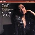 Mozart: 2 Sonatas KV 331 & 332; Fantasia KV 397