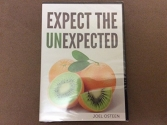 Expect The Inexpected - Joel Osteen 3 message cd/dvd set