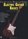 Ultimate Beginner Electric Guitar Basics: Steps One & Two (Book & CD) (The Ultimate Beginner Series)