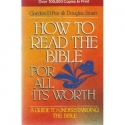 How to Read the Bible for It's Worth