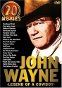 John Wayne: Legend of a Cowboy 20 Movie Pack