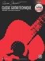 Classic Guitar Technique, Vol 1: Book & Online Audio (Shearer Series)